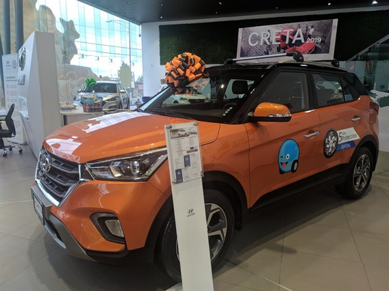 Hyundai Creta 1.6 Limited At 2020 Agencia Financiamiento!!