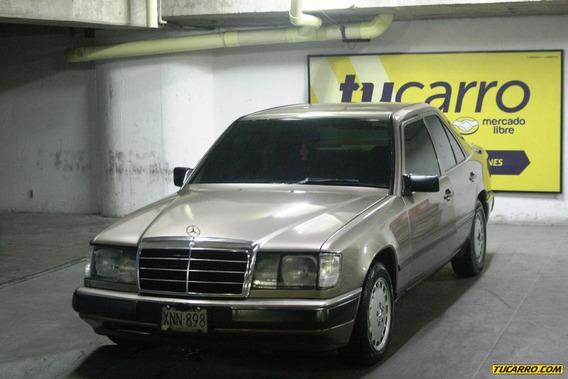 Mercedes Benz Clase E Automatico