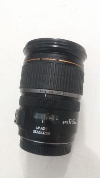 Lente Canon Efs17-55mm Usm
