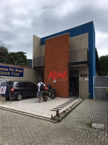 Loja Comercial À Venda, Maresias, São Sebastião. - Lo0036