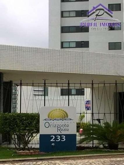 Apartamento Para Venda Em Salvador, Patamares, 4 Dormitórios, 3 Suítes, 5 Banheiros, 3 Vagas - 73