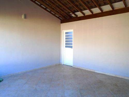 Imagem 1 de 15 de Casa Para Venda Em Araras, Jardim São Pedro, 2 Dormitórios, 1 Suíte, 2 Banheiros, 2 Vagas - V-113_2-552216