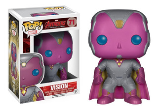 Funko Pop Vision Avengers Age Of Ultron