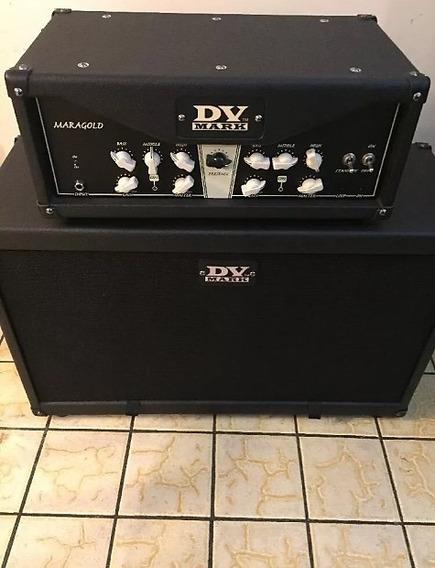 Amplificador Cabeçote Dv Mark Valvulado N Fender, Engl,