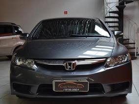 Honda Civic Lxl 1.8 I-vtec - Flex