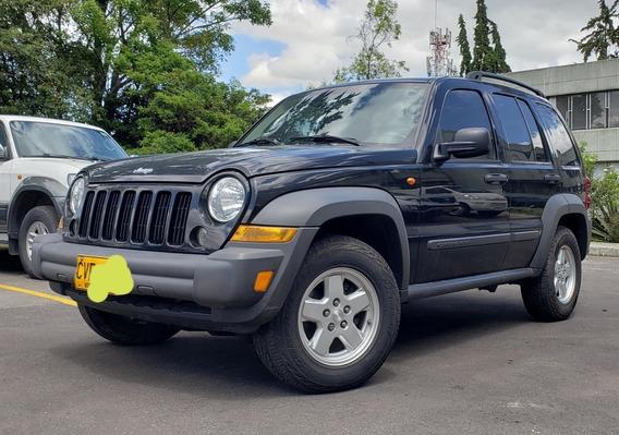 Jeep Cherokee Diesel 2007
