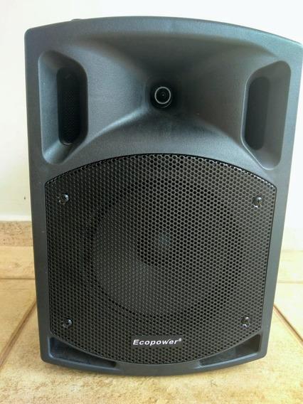 Caixa De Som Amplificada Sem Bluetooth Ecopower Ep-s200