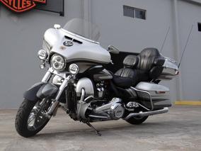 Harley-davidson - Cvo Limited - Exclusiva - 2017