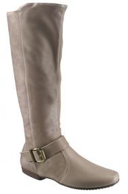 c86b16ae1 Sapato Pontal Calçados Botas De Cano Curto Feminino - Sapatos Nude ...