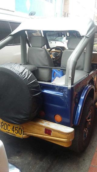 Suzuki Lj Lj 80 Carpado 4x4