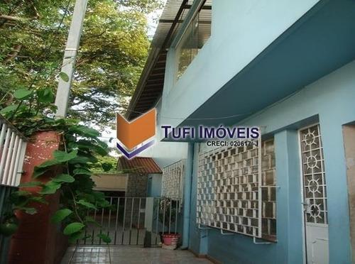 Vende-se Casa No Campo Belo  - 3251