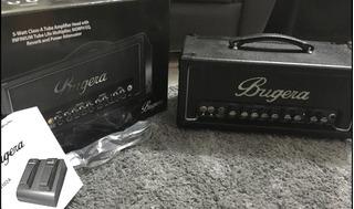Amplificador Bugera G5 Studio 2 Canales Envio Gratis Meses
