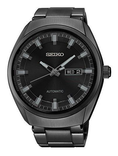 Reloj Calendario Automático Fecha Seiko Original Sparta Re