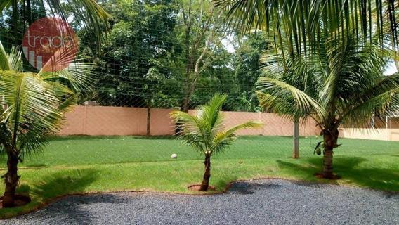 Chácara Com 7 Dormitórios À Venda, 3000 M² - Condomínio Balneário Recreativa - Ribeirão Preto/sp - Ch0081