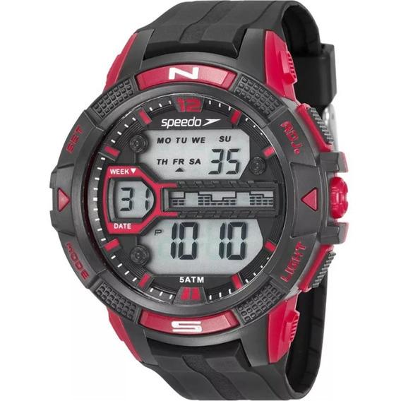 Relógio Speedo Masculino 81111g0evnp4 C/ Garantia E Nf