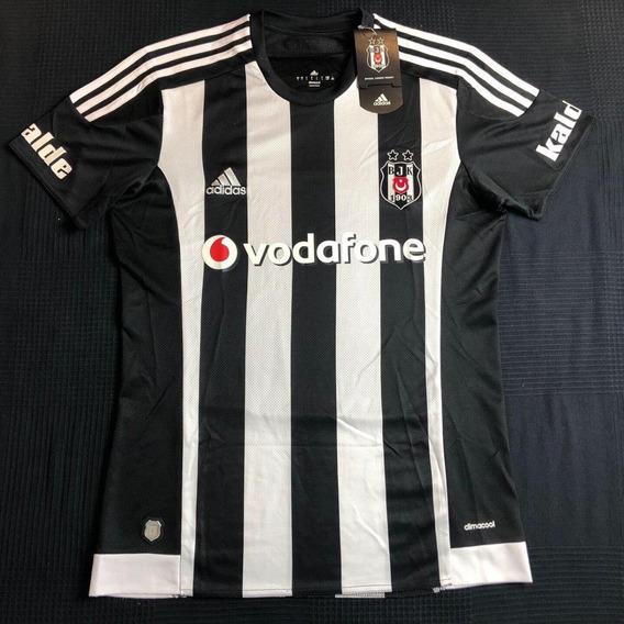 Camisa Besiktas 2015 Away Tam G (76x55) Nova Na Etiqueta