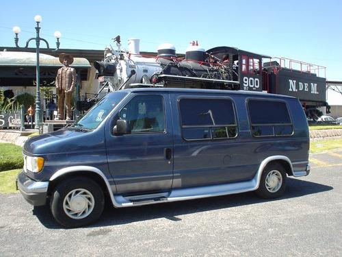 Imagen 1 de 15 de Ford Econoline Van Discapacitados