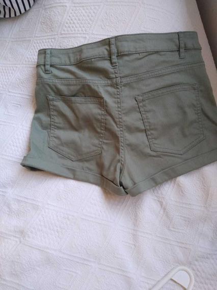 Shorts Jean H&m Talle 38