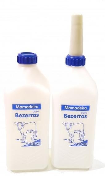 Mamadeira Bezerro 2 + 4 Bicos (kit)