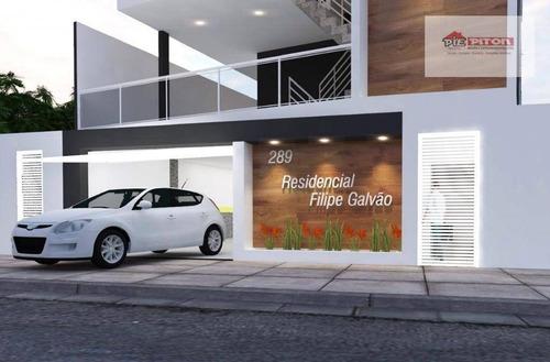 Apartamento Com 2 Dormitórios À Venda, 40 M² Por R$ 295.000,00 - Vila Granada - São Paulo/sp - Ap1690