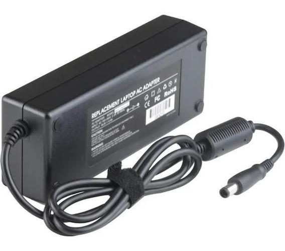 Fonte Carregador Para Notebook Hp 19.5v 9.5a Plug 7.4mm - 5.