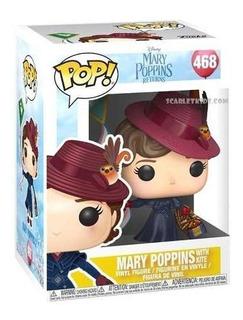 Funko Pop 468 Mary Poppins Whith Kite - Mary Poppins Returns