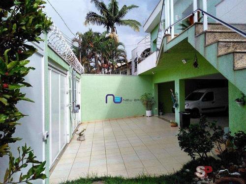 Imagem 1 de 21 de Casa Com 3 Dormitórios À Venda, 260 M² Por R$ 2.190.000,00 - Jardim Leonor Mendes De Barros - São Paulo/sp - Ca0650