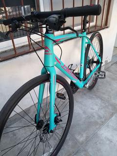 Bicicleta Merida Speeder 100 Juliet Rod 28
