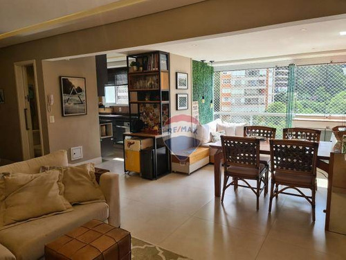 Apartamento Com 2 Dormitórios À Venda, 77 M² No Jardim Fonte Do Morumbi - São Paulo/sp - Ap0693