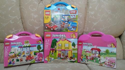 Oferta Lote Lego Juniors