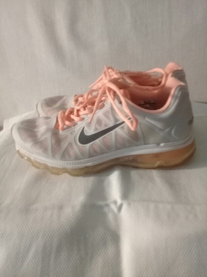 Legitimas Zapatillas Nike Airmax Muy Poco Uso Talle 8.5