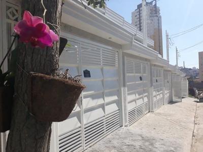 Casa A Venda, 3 Dormitorios, Pronto Para Morar, Parada Inglesa - Ca00005 - 3461181