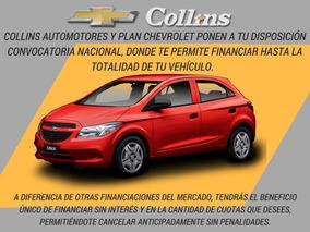 Chevrolet Onix Joy Ls Nuevo Corsa #es