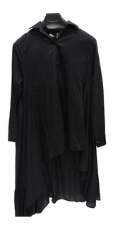 Camisa Mujer Largo Desigual (0022)