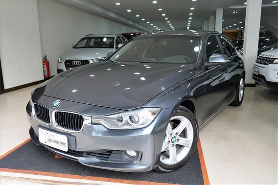 Bmw 320i 2.0 16v Turbo Gasolina 4p Automatico