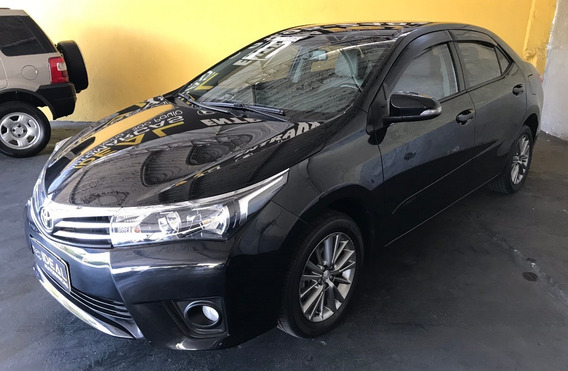 Toyota Corolla Xei 2017 Flex Aut. Único Dono + 56.000 Km