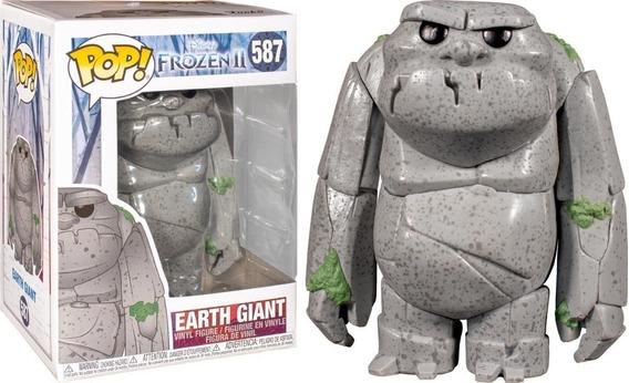 Funko Pop Disney Frozzen 2 - Earth Giant 587