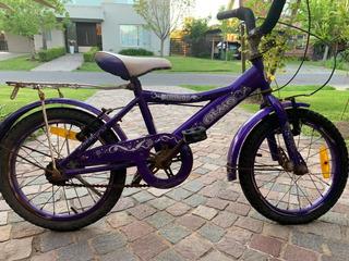 Bicicleta Olmo Cosmos Rodado 12