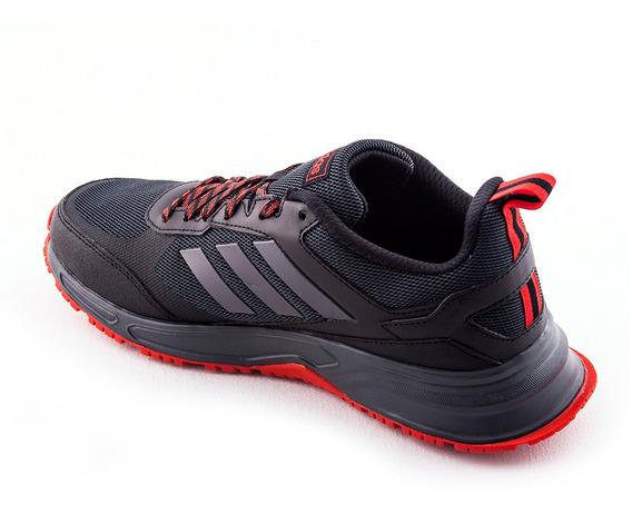 Zapatilla Rockadia Trail 3 02 Negbas/gr adidas Hombre