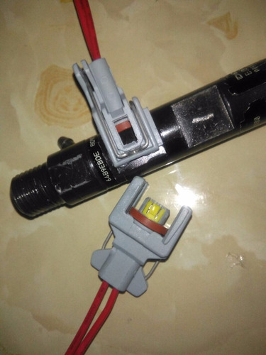 Delphi Conector Inyector