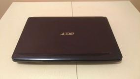 Notebook Acer Aspire 4736 - Tela Está Quebrada