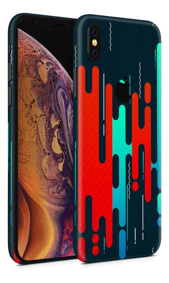 Skin Color Lines Para Telefonos Apple iPhone
