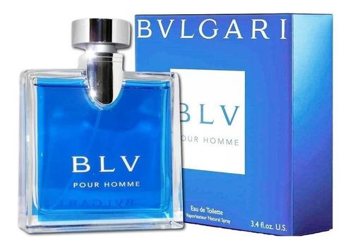 Locion Perfume Bvlgari Blv 100 Ml - L a $1600