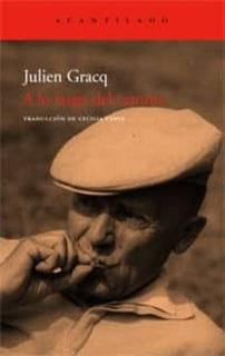 A Lo Largo Del Camino, Julien Gracq, Acantilado