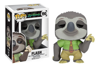 Funko Pop Disney Zootopia Flash