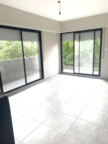 Departamento Monoambiente C/terraza  San Lorenzo  3400