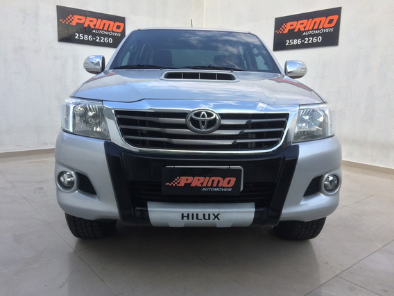 Hilux Srv 3.0 2014 Automatica Diesel 4x4