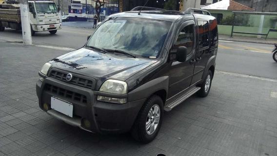 Fiat Doblo 1.8 Original Adventure Flex 5p 2007