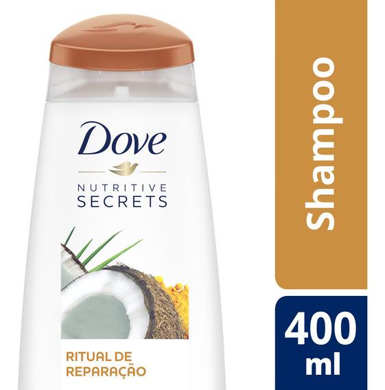 Shampoo Dove Nutritive Secrets Ritual De Reparação 400ml