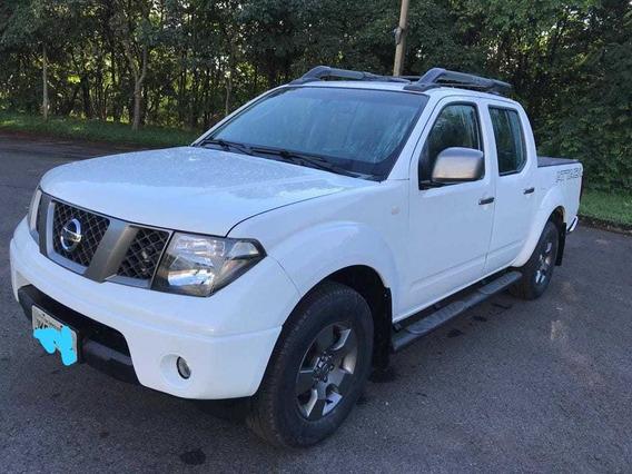Nissan Frontier 2013 2.5 Le Attack Cab. Dupla Aut. 4p